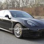 Panamera, una Porsche rinnovata
