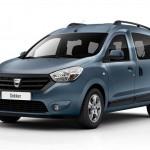 Dacia Dokker, il multispazio low cost