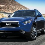 Infiniti FX, il crossover che fa la differenza