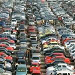 Auto usate, mercato in calo