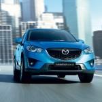 Mazda CX-5, il primo SUV compatto diesel che rispetta la normativa Euro 6 in Italia