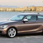 Nuova BMW Serie 1, ecco la versione 3 porte