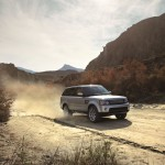 Range Rover Sport, debutto nel 2013