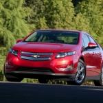 Chevrolet Volt, nel 2013 maggiore autonomia
