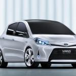 Toyota Yaris Hybrid, geniale come al solito