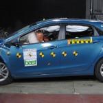 Hyundai i30, arrivano le 5 stelle Euro NCAP