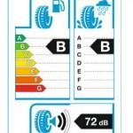 Ecco come leggere l'etichetta degli pneumatici