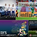 Tutte le auto di Euro 2012