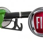 Se compri una Fiat  paghi la benzina o il gasolio 1 euro al litro per tre anni