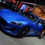 Maserati Granturismo Sport, spettacolo puro