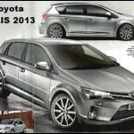 Toyota Auris 2013, ecco le prime indiscrezioni