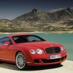 Continental GT Speed, una delle Bentley più veloci