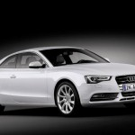Audi A5 restyling 2012