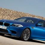 BMW M5, veloce come un proiettile [VIDEO]
