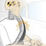 Mercedes, al debutto l'airbag nelle cinture posteriori