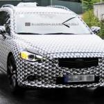 Mazda 6, la nuova generazione è quasi pronta