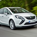 Opel Zafira Tourer da oggi anche a metano