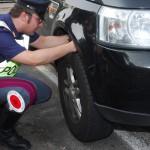 Due auto su dieci non rispettano i criteri di sicurezza stradale