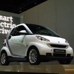 Smart fortwo electric drive, un futuro ecologico