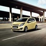 Chevrolet, tutte le novità di Parigi