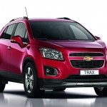 Chevrolet lancia Trax, il nuovo Suv compatto