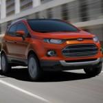 Ford EcoSport, la produzione globale