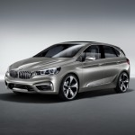 Active Tourer, la BMW del futuro