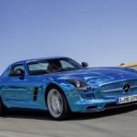 Presentiamo la nuova: Mercedes-Benz SLS AMG Coupé Electric Drive