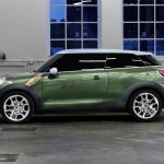 Mini Paceman, il coupè vincente