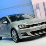 In esposizione al Salone di Parigi la nuova Volkswagen Golf 7