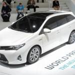 Nuova Auris, arriva la wagon full hybrid