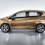 Ford B-Max, soluzioni da numero uno
