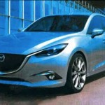 Nuova Mazda3: le prime foto ed indiscrezioni