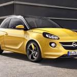In esposizione al Salone di Parigi 2012 la nuova Opel Adam