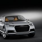 Audi Crosslane Coupé, il futuro è qui