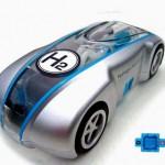 Il futuro che diventa realtà: l'auto ad idrogeno