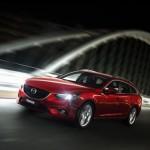 Al salone di Parigi 2012 entra in scena la nuova Mazda 6