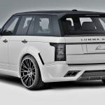 Range Rover CLR R, un tuning massiccio