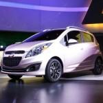Chevrolet Spark EV, elettrica e funzionale