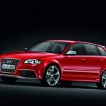 Due nuove versioni per Audi A3 2012: RS ed e-tron