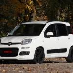 Al via la nuova Fiat Panda Novitec