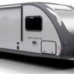 Un caravan nel pieno rispetto della natura