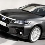 Lexus CT l'ibrida di lusso