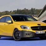 Al Salone di Ginevra la nuova Mercedes Classe A45 AMG. (Prima parte)