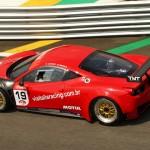 Ferrari 458 GT3, emozioni garantite