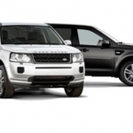 Freelander 2 Black and White Special Edition