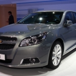 Chevrolet Malibu, tempo di lifting