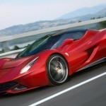 Ferrari F70, arriva la regina