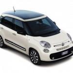 La famiglia Fiat 500L si espande