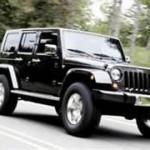 La nuova Jeep Wrangler Sahara